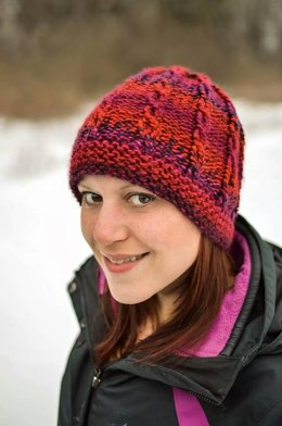 The Kirsten Cable Beanie