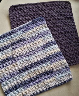 Oversized Clustered Washcloth