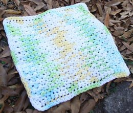 Lagoon Dishcloth