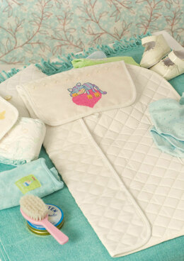 Friends Forever - Changing Mat in Anchor - Downloadable PDF