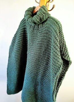 The Holly Poncho