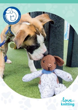 Mickey the Dog for Battersea