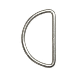 Elan 38mm Buckle - Silver