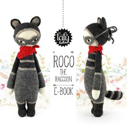 Lalylala ROCO the raccoon