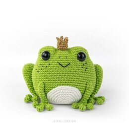 Prince Perry the Frog