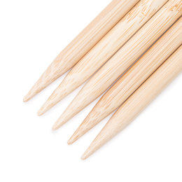 Addi Light Bamboo Double Pointed Needles 20cm