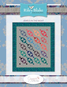 Riley Blake Jewels in the Night - Downloadable PDF