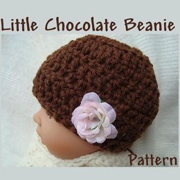 Little Chocolate Beanie 43