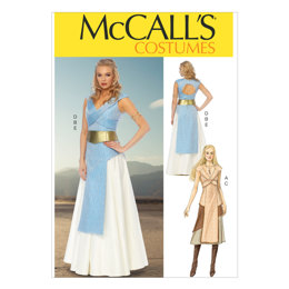 McCall's Misses' Tops, Skirts and Belt M6941 - Sewing Pattern