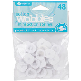 Hampton Art Action Mini Wobble Spring 48/Pkg - 334559