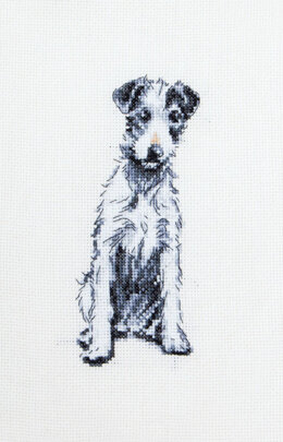 Creative World of Crafts Barney Cross Stitch
