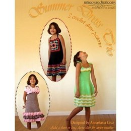 Summer dress trio