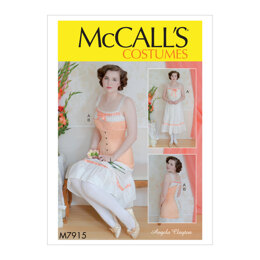 McCall's Misses' Costume M7915 - Sewing Pattern