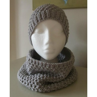Darcy Hat and Cowl