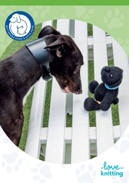 Peanut the Dog for Battersea