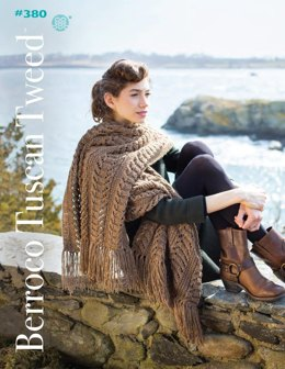 #380 Berroco Tuscan Tweed by Amy Christoffers (PDF)