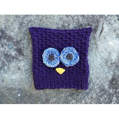 Feathery Owl Hat