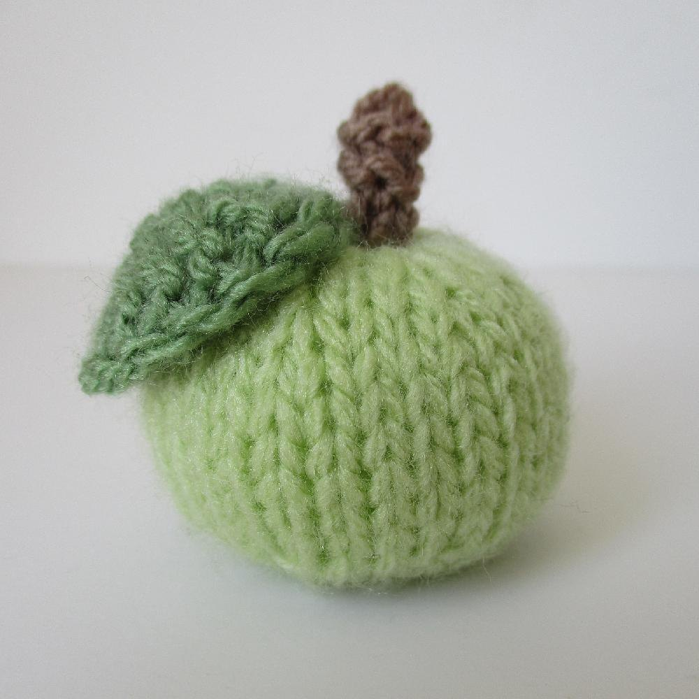 Little Apple Knitting pattern by Amanda Berry | Knitting ...