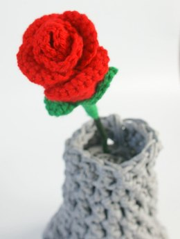 Forever Love Roses (US Version) FREE PATTERN
