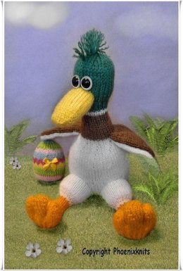 Duckie Easter Duck