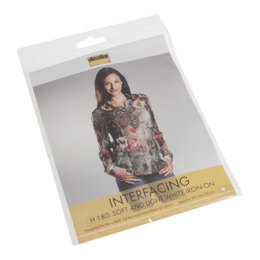 Vlieseline Iron-on Superlight Interfacing: 90cm x 50cm