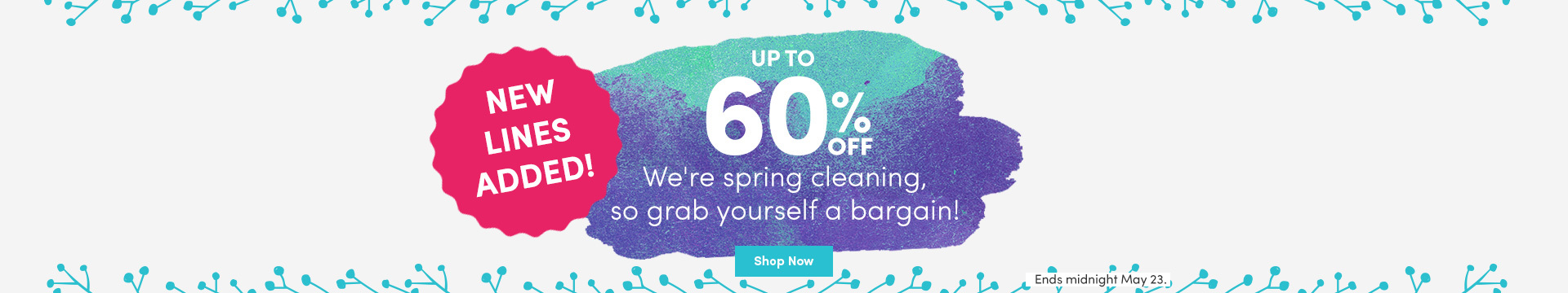 LK Marketing WW- Spring Cleaning sale CO