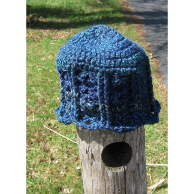 Shell Lace Hat Crochet Pattern By Anastacia Zittel Knitting