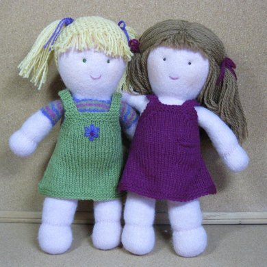Felted Doll