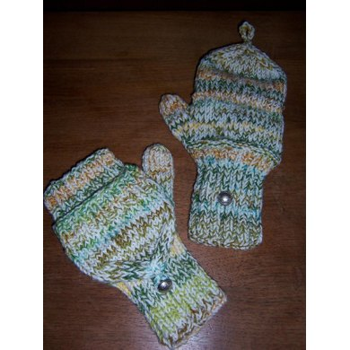 Flip-flap Mitts