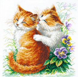Magic Needle Gentle Care Cross Stitch Kit