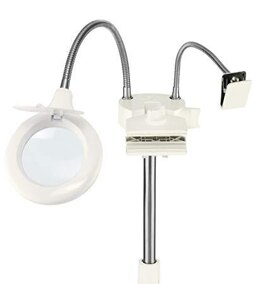 Daylight Studios D25020 - LED Magnifying Lamp & Chart Holder (To Suit StitchSmart)