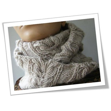 Double Lyre Moebius Knitting Pattern By Impeccableknits Knitting