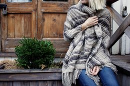 Campfire Blanket Scarf