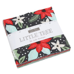 Moda Fabrics Little Tree 5in Charm Pack