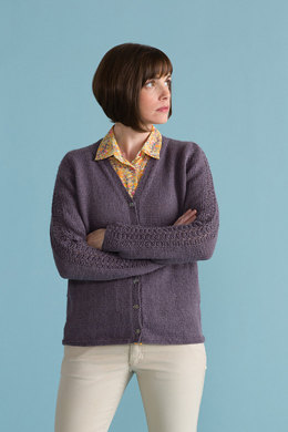 Maggie May Sweater in Classic Elite Yarns Soft Linen