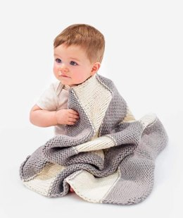 Bundle Me Blankie & Sweetie Socks in Spud & Chloe - 9222 - Downloadable PDF