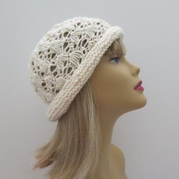Vintage Lacy Summer Hat