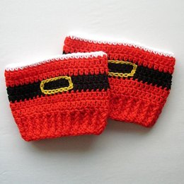 Mrs. Claus Cuffs