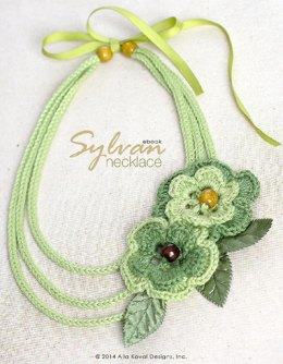 Sylvan Crocheted Necklace/Headband