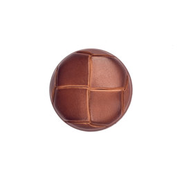 Trimits Imitation Leather Shank Button