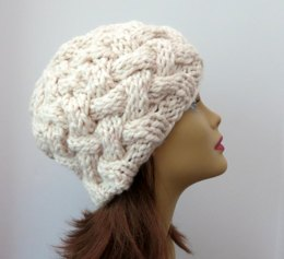 Magdalena I - A Very Warm Winter Hat Super Bulky