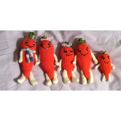 Kevin Carrot & Family