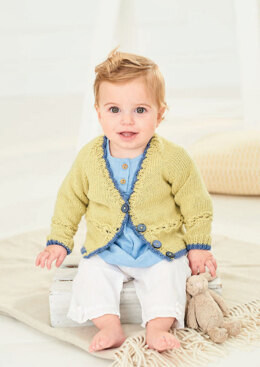 Cardigans in Stylecraft Bambino DK - 9759 - Downloadable PDF
