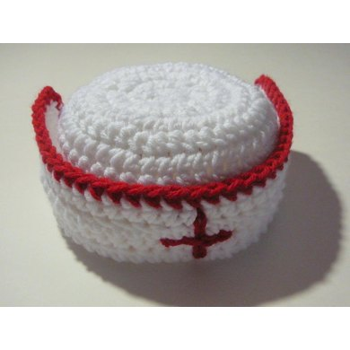 Nurse Hat Newborn to Adult