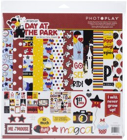 "Photoplay Paper PhotoPlay Collection Pack 12""X12"" - Another Day At The Park"