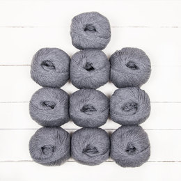 Rowan Wool Cotton 4 Ply 10 Ball Value Pack