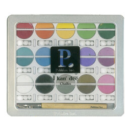 American Crafts I Kan'dee Chalk Set - Basic Brights