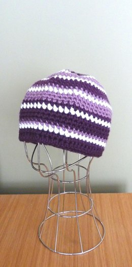 Striped Winter Hat
