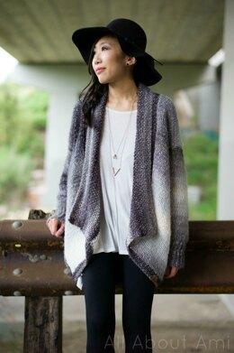 The Cascade Cardigan