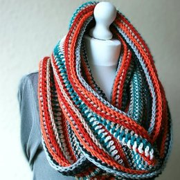 Fox Lane Infinity Scarf